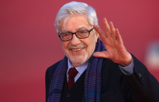 ROME, ITALY - OCTOBER 18:  Ettore Scola attends the red carpet for 'Ridendo E Scherzando' during the 10th Rome Film Fest on October 18, 2015 in Rome, Italy.  (Photo by Franco Origlia/Getty Images)
