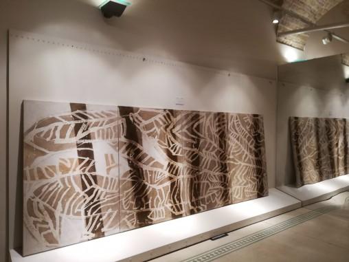 Decumano, opera di Franca Pisani